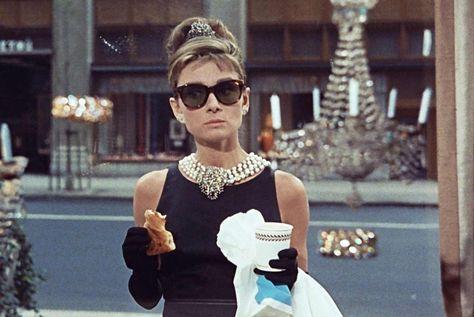 Bijoux Vintage Tendance Mode Audrey Hepburn