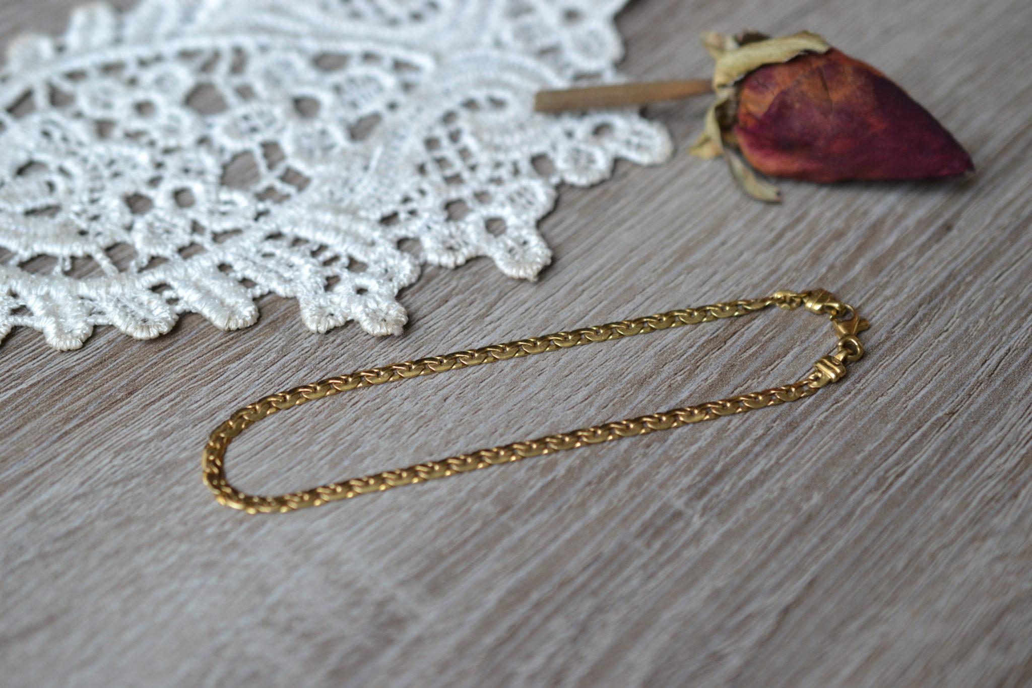 Bracelet Maille Simple