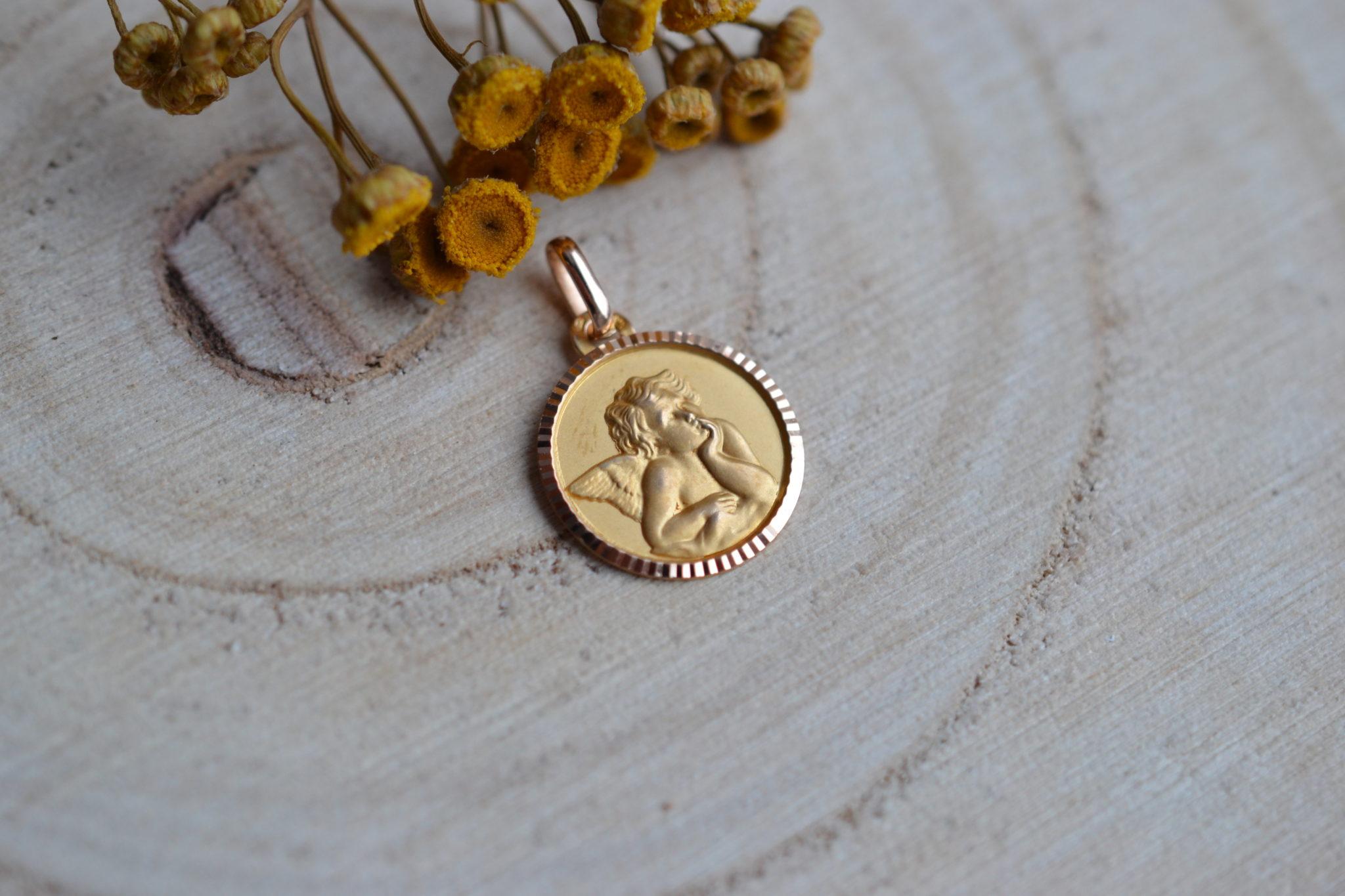 Médaille Angelot