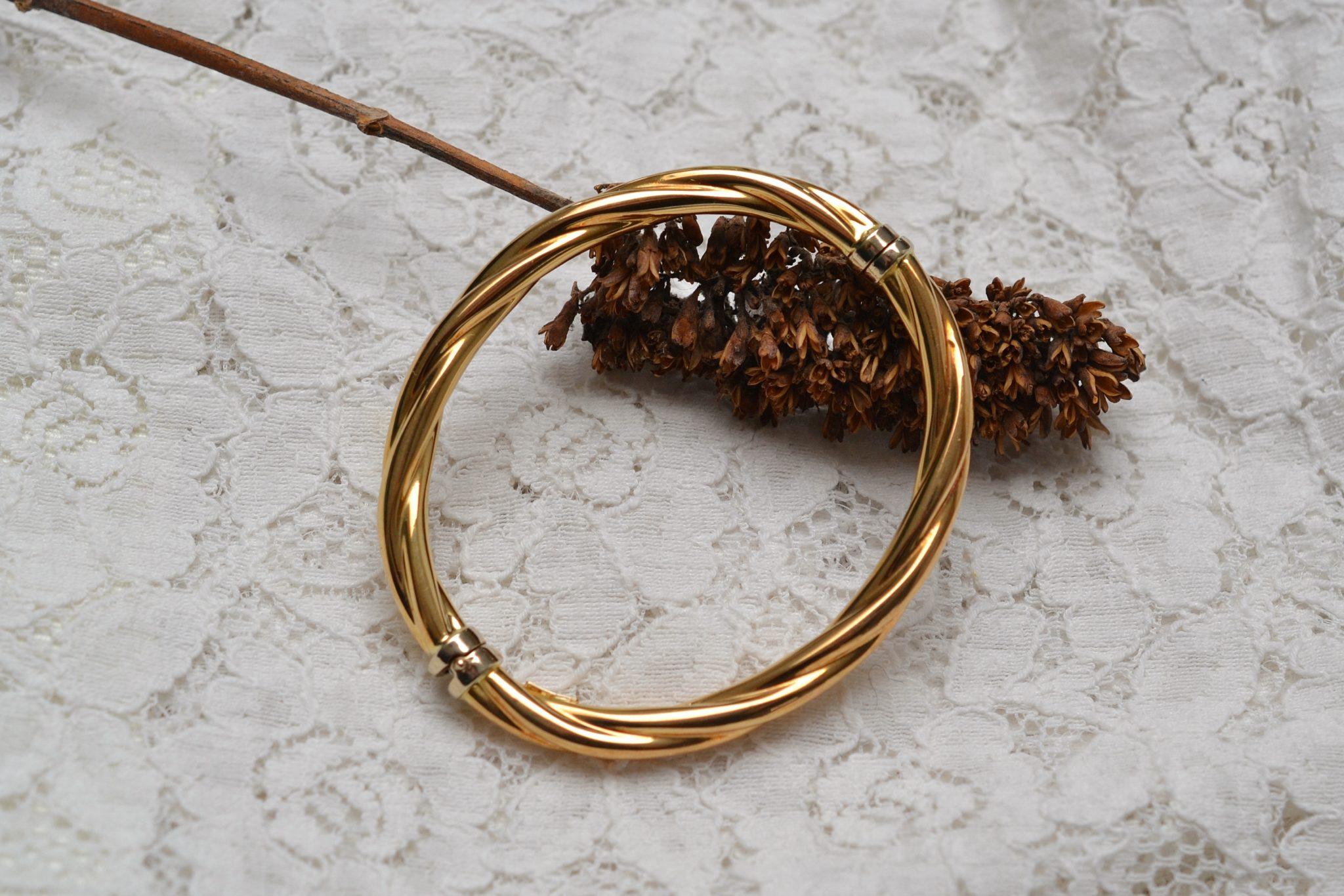 Bracelet Jonc Rigide