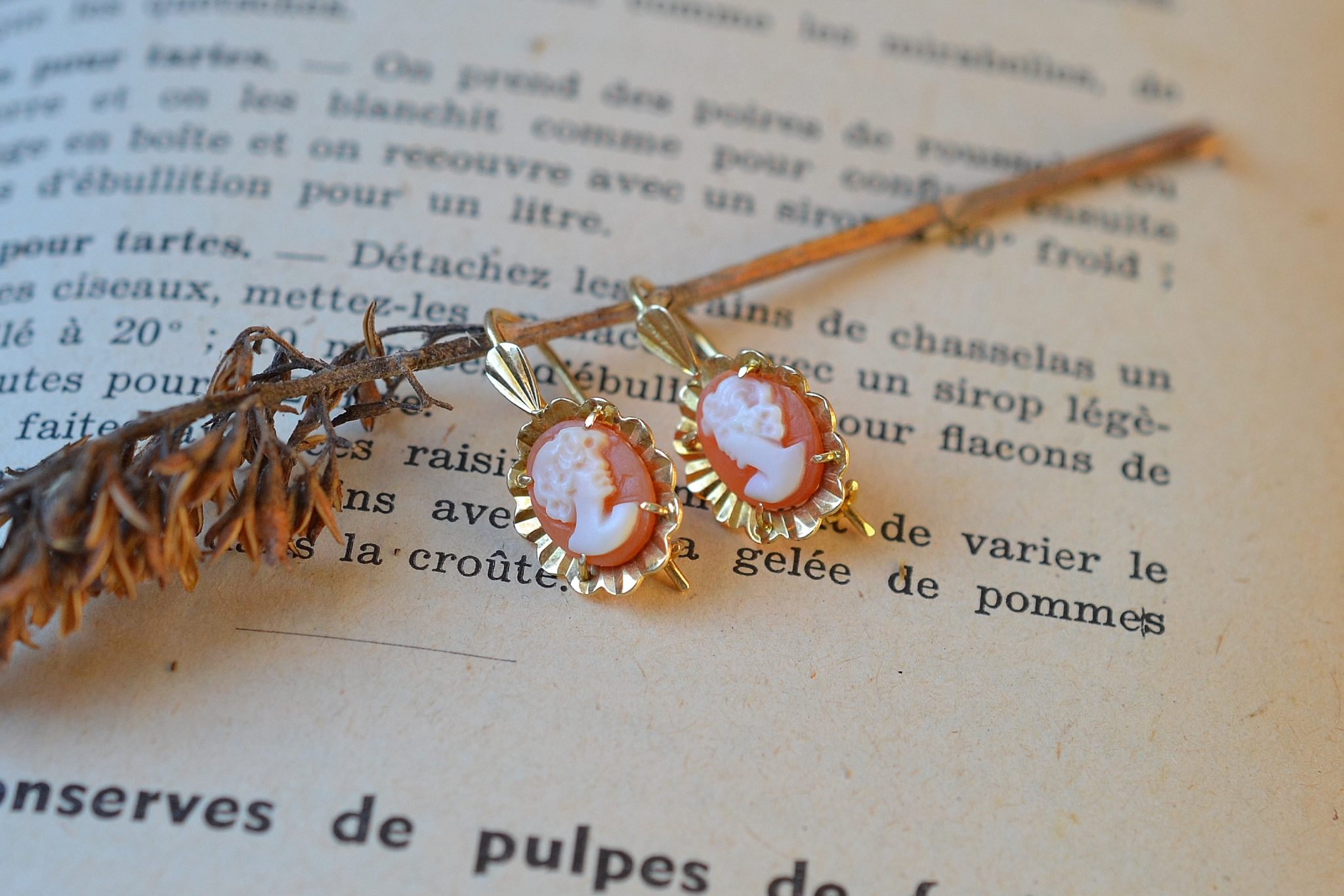 boucles-doreilles-camees-moderne-or-massif