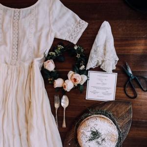 alliance vintage mariage rétro